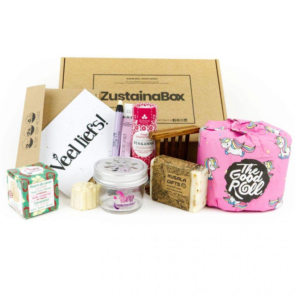 De Pink Personal Care Box