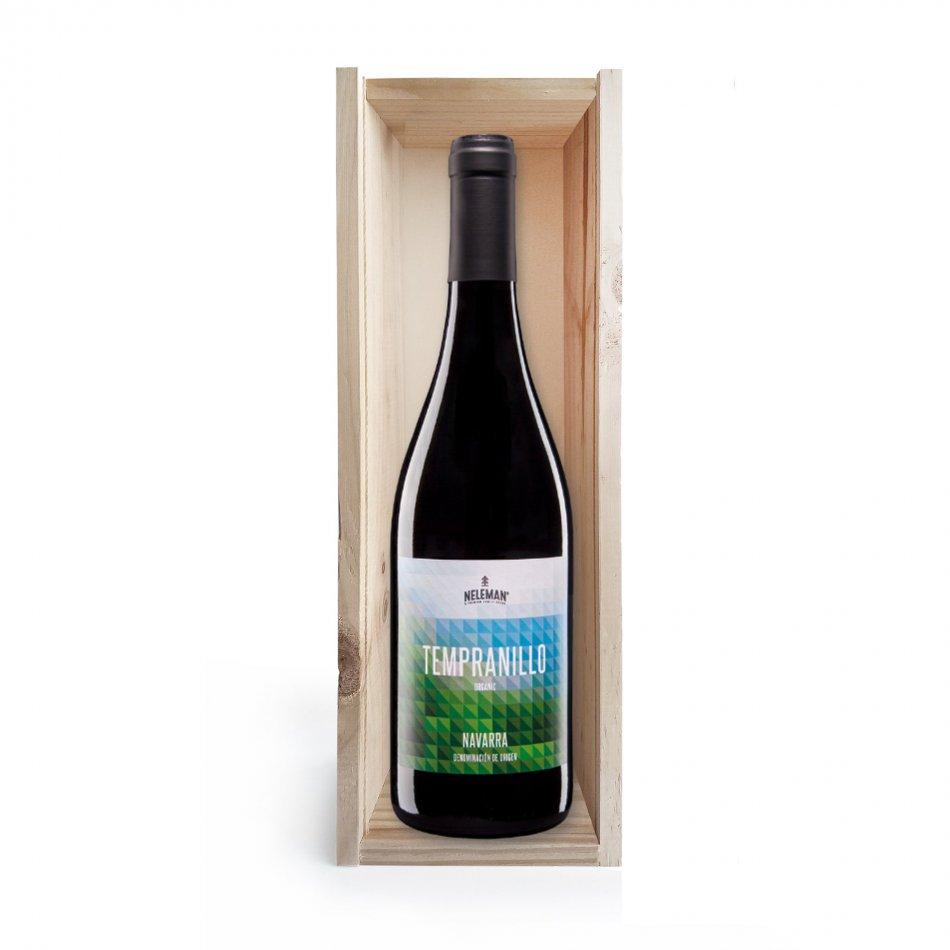 Wijnkist Tempranillo Organic
